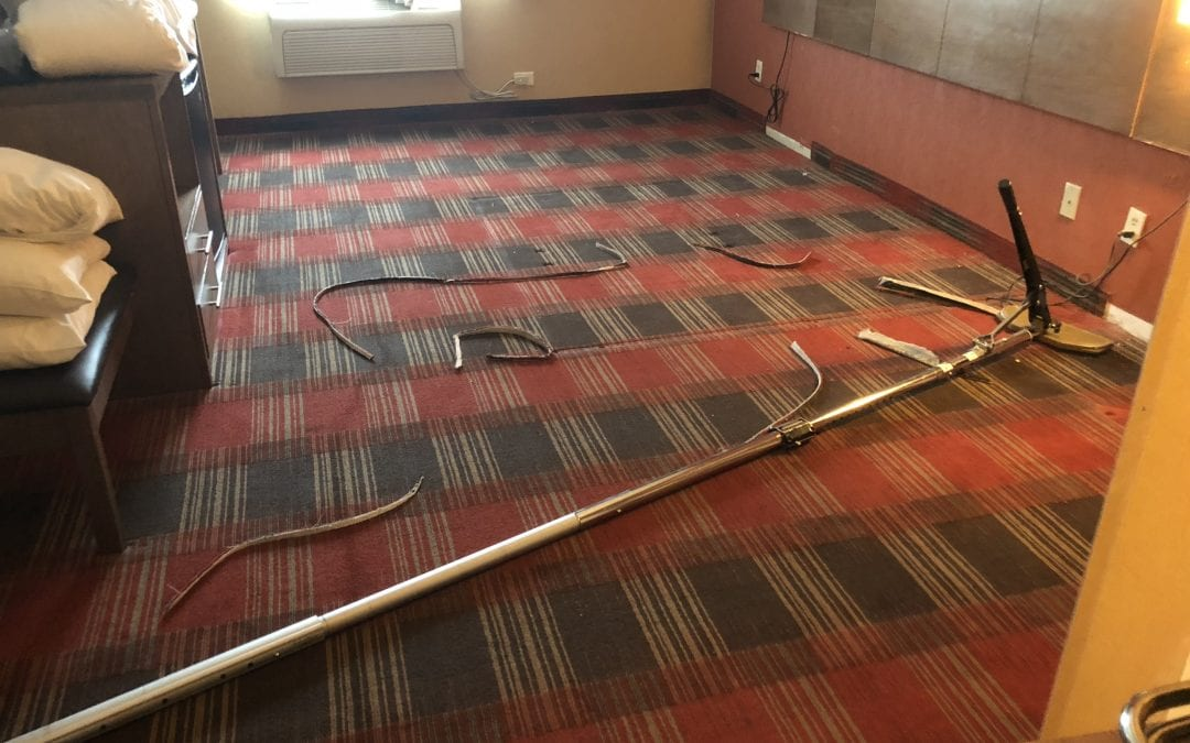 Flagstaff, AZ: Commercial Carpet Repair